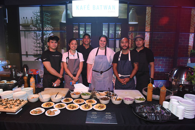 Chef JP team