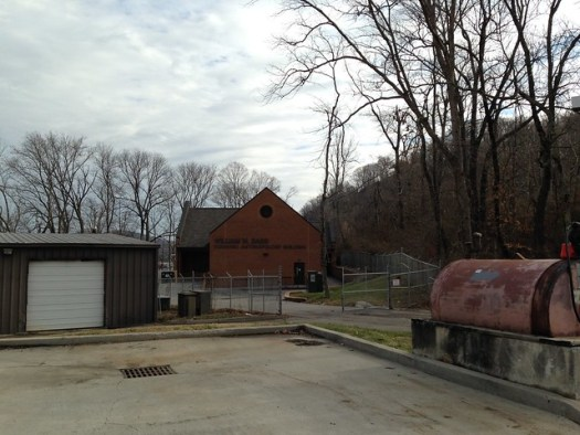 Body Farm, Facility at UT Knoxville