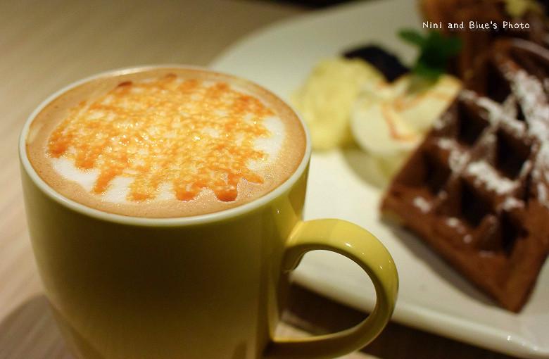 台中科博館早午餐In Cafe 浸在咖啡02