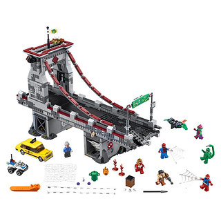 LEGO Marvel Super Heroes 76057 Spider-Man Web Warriors Ultimate Bridge Battle