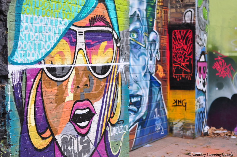 Street Art East London