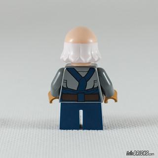 REVIEW LEGO Star Wars 75137 Carbon-Freezing Chamber 14 (HelloBricks)
