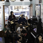 Steamers @ The Record Centre