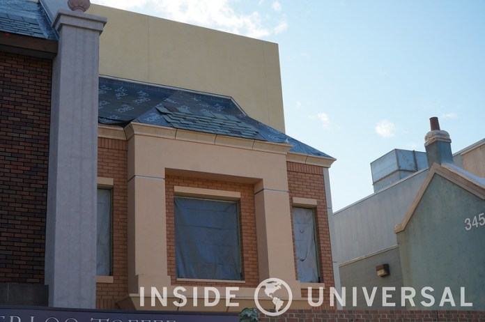 January 5, 2016 Update - Dining/Retail/Entertainment Projects - Universal Studios Hollywood
