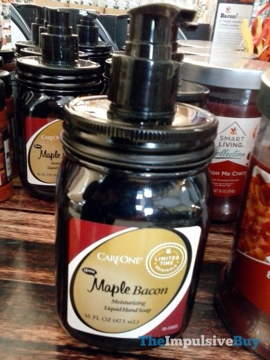 Care One Limited Time Originals Maple Bacon Moisturizing Liquid Hand Soap