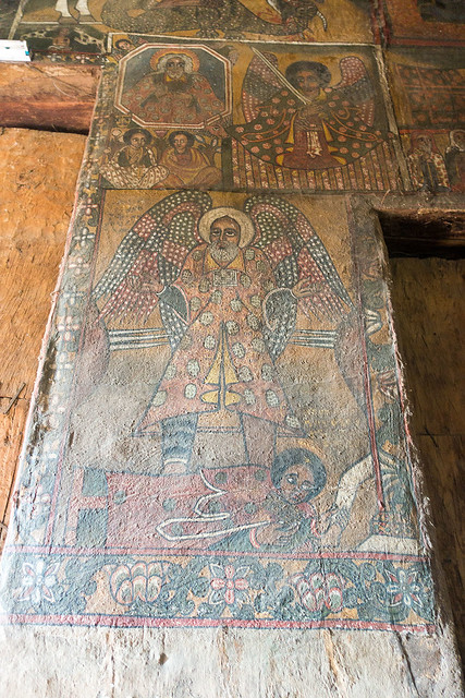 Debre Birhan Selassie Church 13