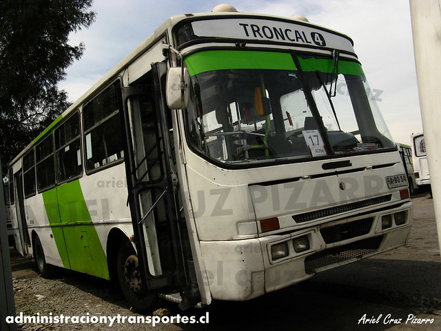 Transantiago (406e) - Terminal La Estrella - Ciferal GLS / Volvo (RA9034)