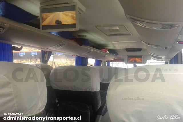 Bus Norte - Cama Ejecutivo - Marcopolo Paradiso 1800 DD / Volvo (GDVG30) (212)
