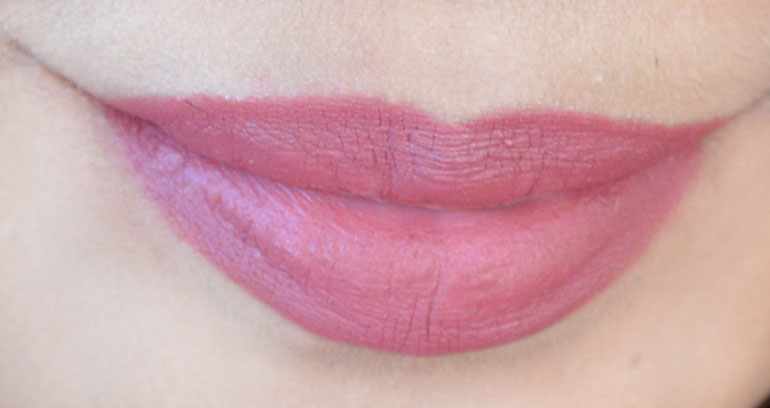 6 Maybelline Creamy Matte Touch of Spice Lipsticks Review Swatches - Gen-zel.com (c)