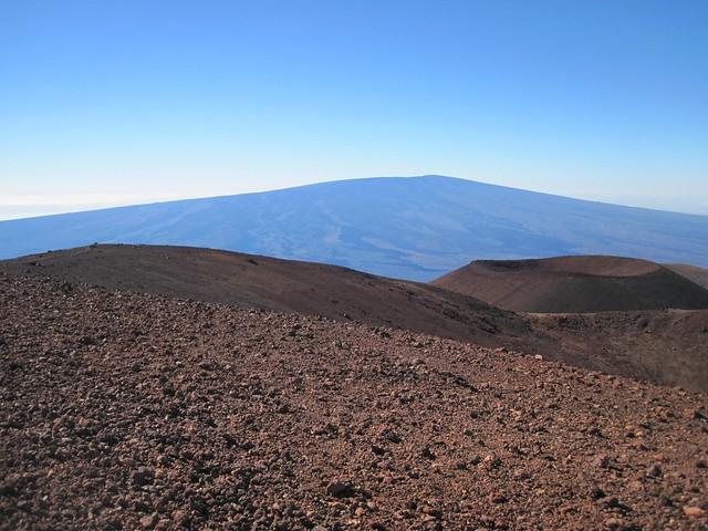 Picture from Mauna Kea, Hawaii