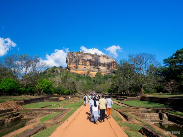 Lion's Rock - Sigiriya, Sri Lanka.jpg