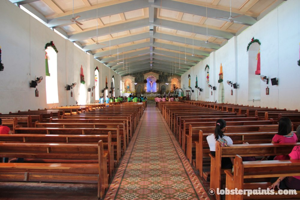 Guimbal Church | Iloilo, Philippines
