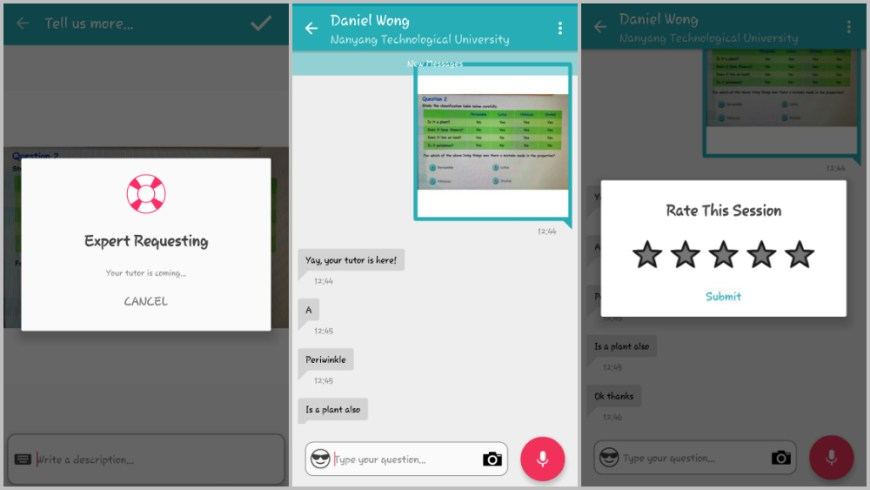 Snapask App 4