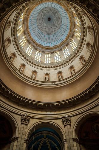 Coupole - Basilique Notre-Dame-de-l\'Immaculée-Conception - Boulogne-sur-Mer