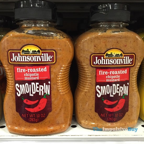 Johnsonville Fire-Roasted Chipotle Mustard