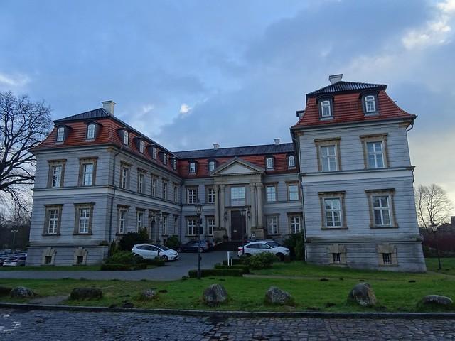 Mercure Hotel Schloss Neustadt-Glewe