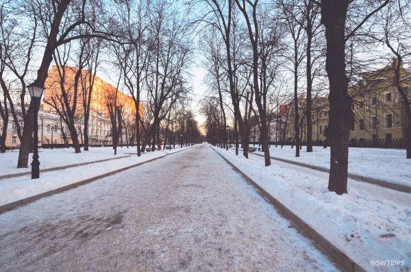 Tverskaya Boulevard, Moscow