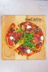 Sicilian pizza, $13.95: Bondi Pizza, Macquarie. Sydney Food Blog Review