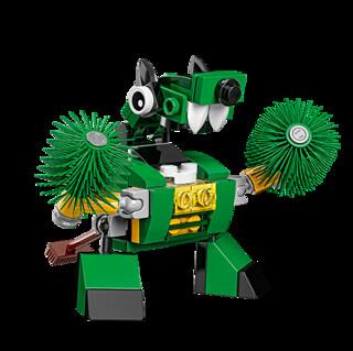 LEGO Mixels Series 9 Sweepz (41573)