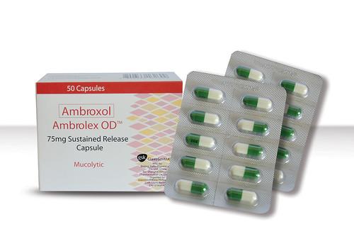 Ambrolex OD Capsule