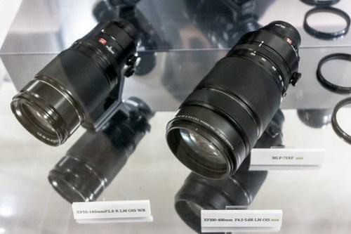 FujiFilm Fujinon XF100-400mmF4.5-5.6 R LM OIS WR
