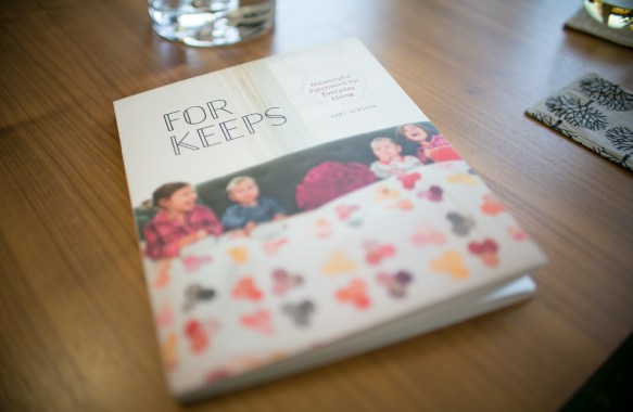 For Keeps (book by Amy Gibson)