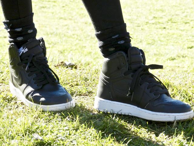 sneakers Nike Air Jordan nere