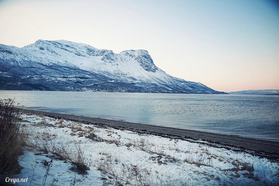 2016.02.23| 看我歐行腿 | 阿呀~一不小心就從瑞典到了挪威, Narvik 小鎮遇見地理課本中的峽灣 20.jpg