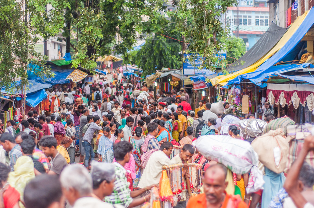 Kamakhya Ambubachi fair / mela, Assam