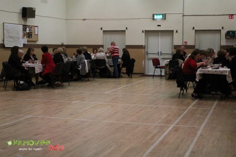 Ladies Club Christmas Dinner - 2015 (3)