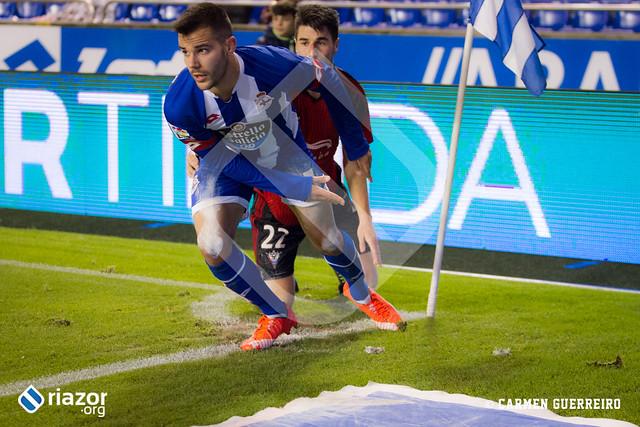 Copa del Rey. Dépor - Mirandés