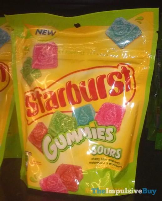 Starburst Gummies Sours