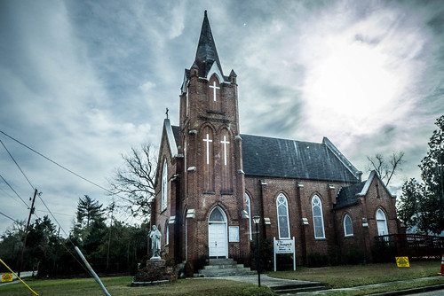 Sacred Hart Catholic Church in Blackville
