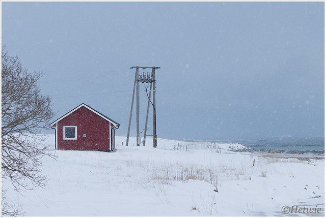 Noorse huisjes (HP002975