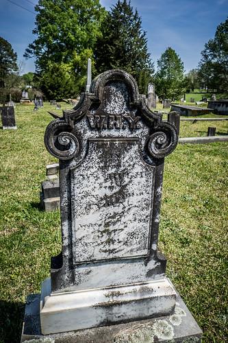 Bush River Baptist Church and Cemetery-010