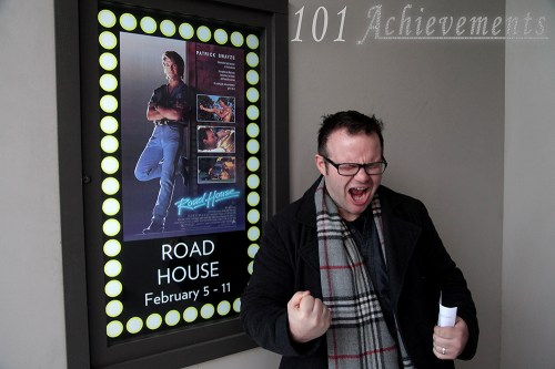 Row House Cinema Triple Feature
