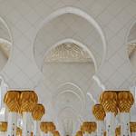Viajefilos en la Gran Mezquita de Abu Dhabi 13