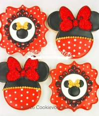 Fancy Minnie Mouse
