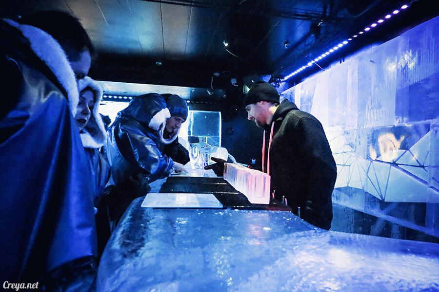 2016.03.24 | 看我歐行腿 | 斯德哥爾摩的 ICEBAR 冰造酒吧,奇妙緣份與萍水相逢的台灣鄉親破冰共飲 23.jpg