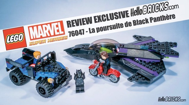 Review LEGO 76047 Marvel