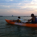 Viajefilos en Yas Beach de Abu Dhabi 02
