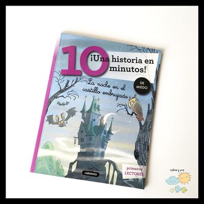 Libro La noche en el castillo embrujado
