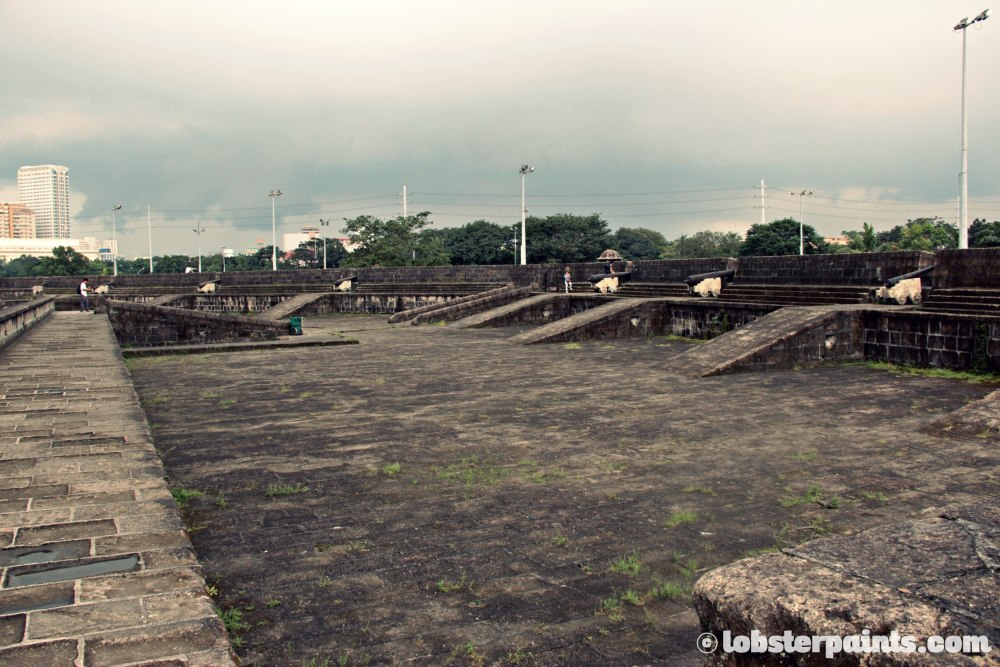 Fort Santiago & Intramuros   Metro Manila, Philippines