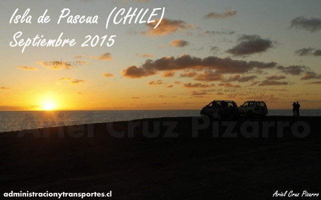Viaje Isla de Pascua (Chile)