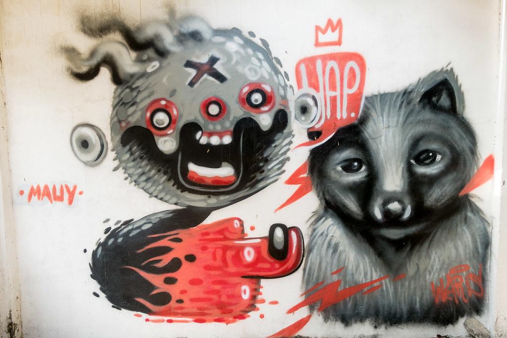 Artist: Mauy