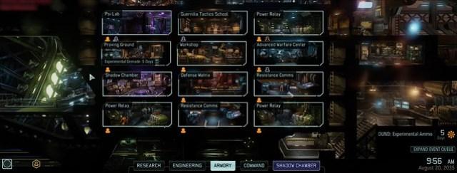 XCOM 2 Equipements Avenger