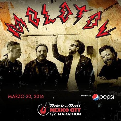 Molotov en Rock n Roll Mexico