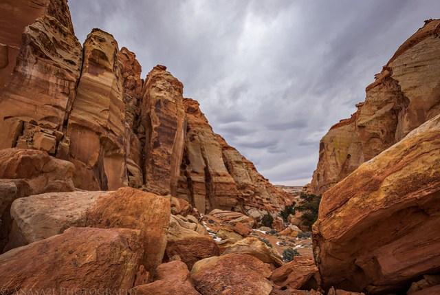 Upper Cohab Canyon