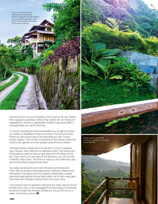 La Isla Magazine January 2016