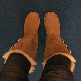 It's all about that #ugg life.